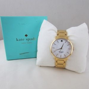 Kate Spade Gramercy Mother of Pearl Dial Watch